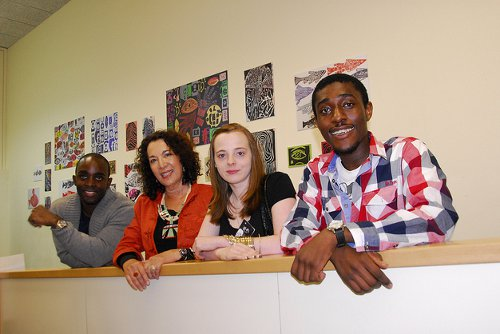 Dulwich picture gallery and U.S> Emmbassy youth engagement