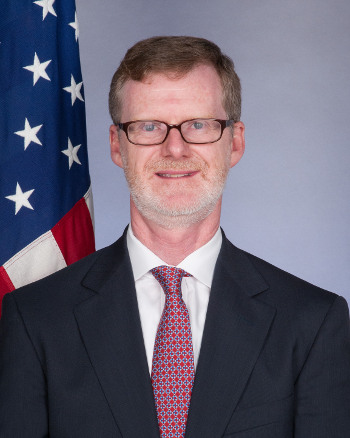 Consul General Dan Lawton